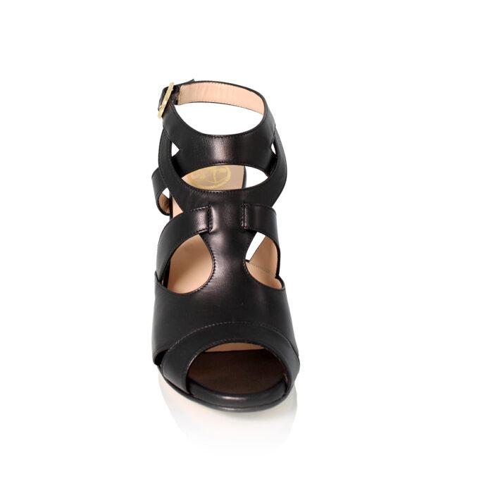 Buy Black Calf Sandal