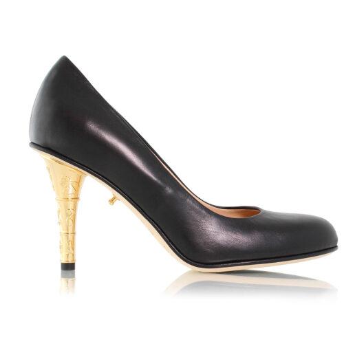 Buy Stiletto Gold Heel