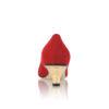 Buy Red Pump Kitten Heels