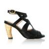 Purchase Black Calf Sandal