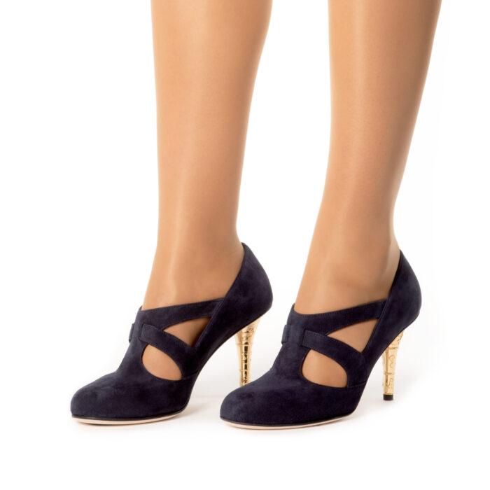 Buy Darkblue Shoes