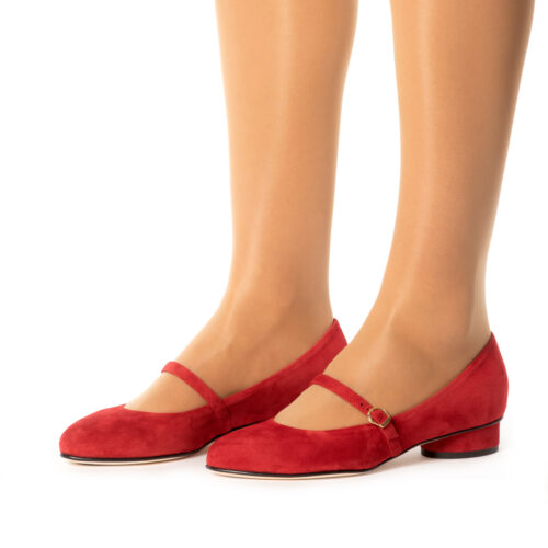 Purchase Red Ballerina Astrid