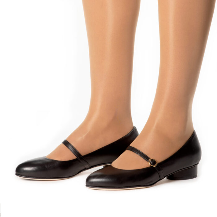 Buy Leather Ballerina