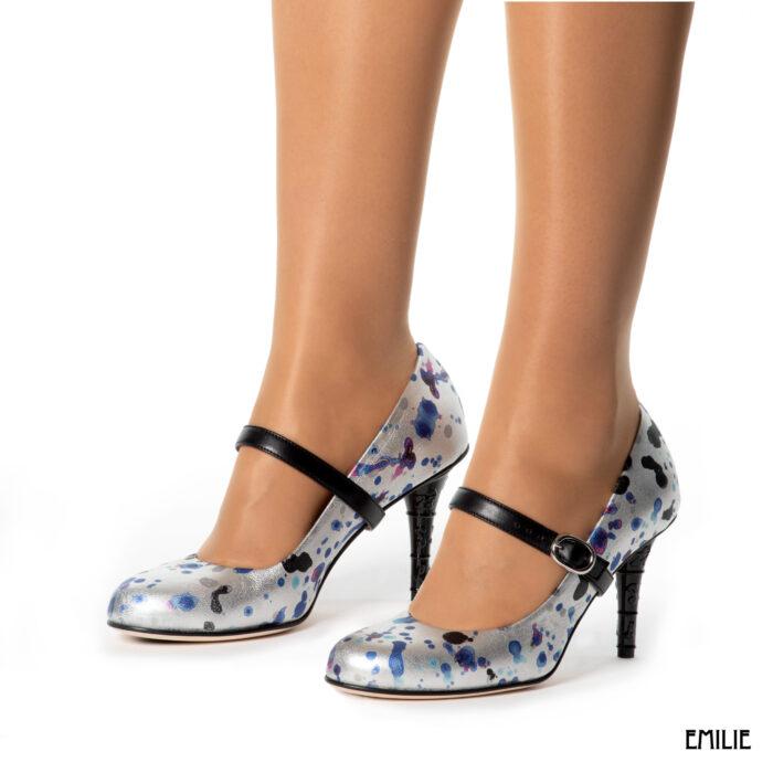 See High Pumps Black Heels