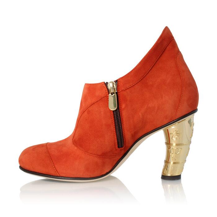 Buy Boot In Burned Siena