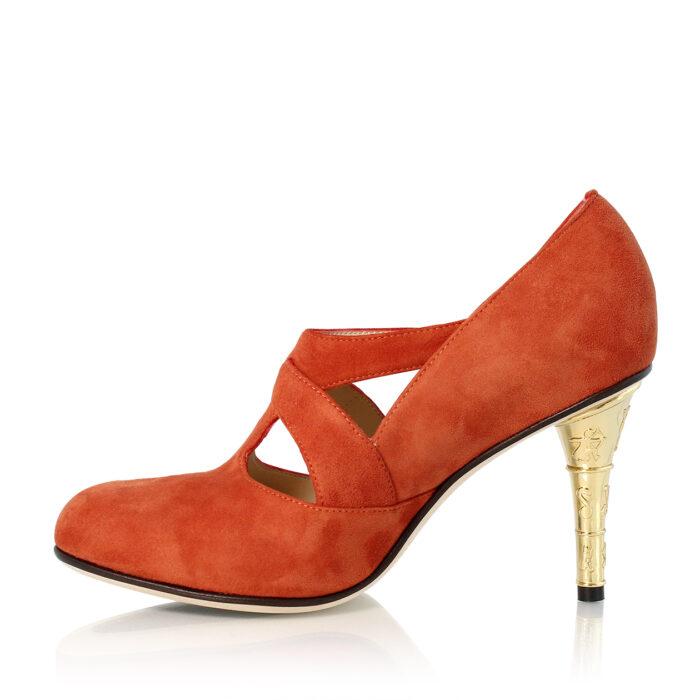 Pump-High-Heel-Burned-Siena-Ida-Henriette-Ost-Hansen-39-4