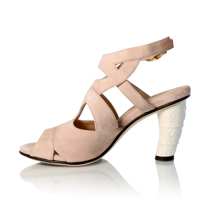 Look High Heel Sandal